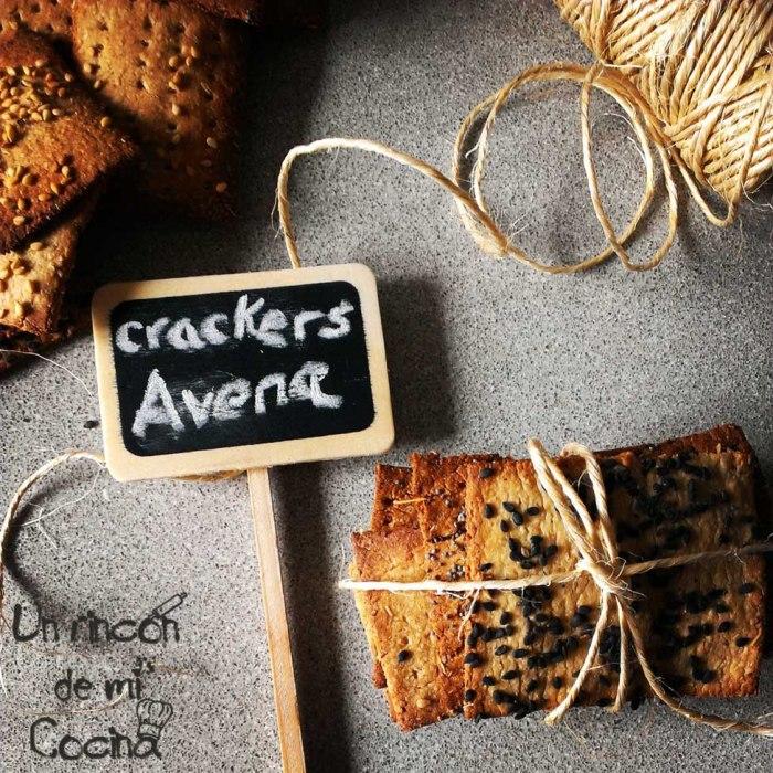 crackers de avena 2